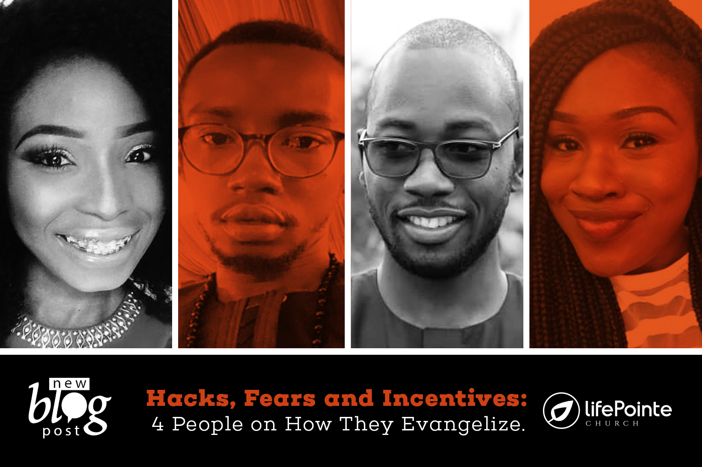 Hacks, Fears and Incentives: 4 People on How They Evangelize