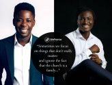 STONGER TOGETHER SERIES: FOLABI & SAMUEL